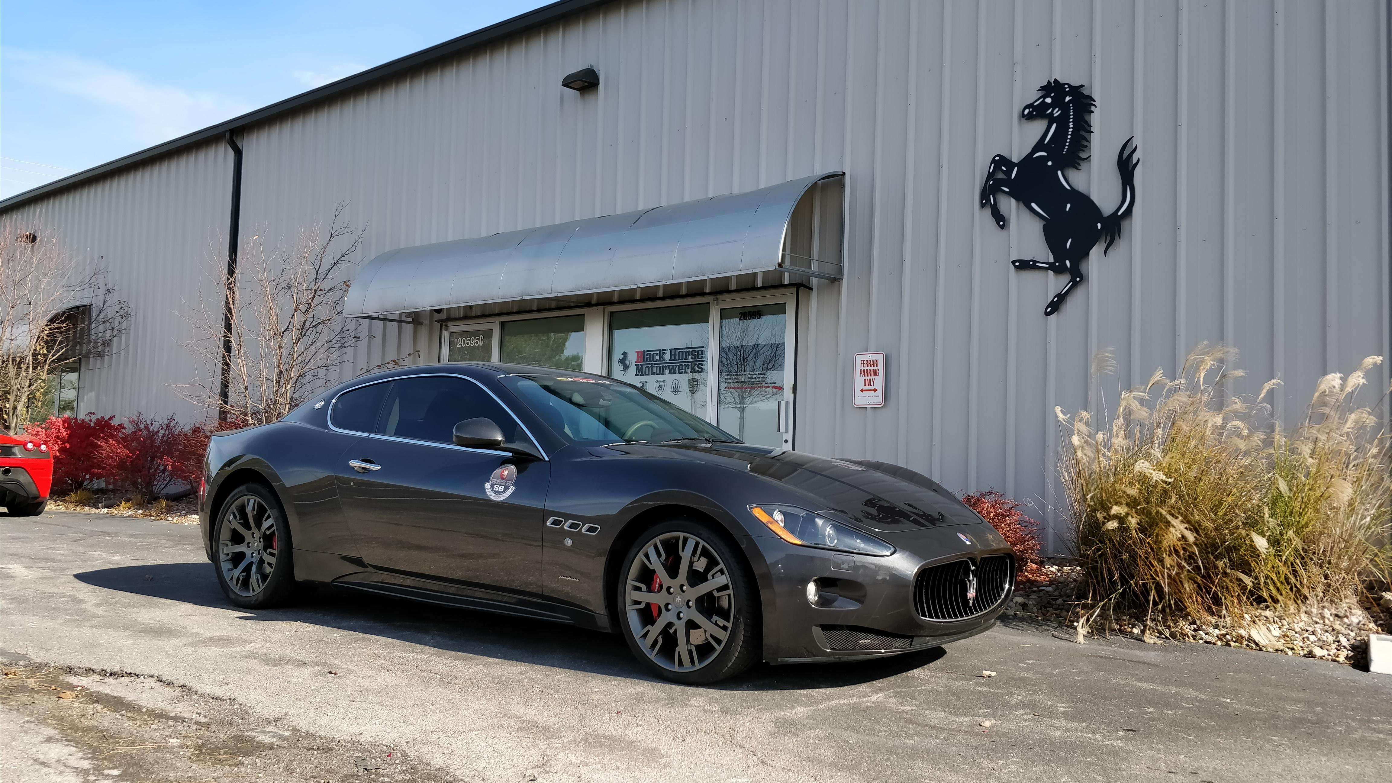 Maserati Granturismo Annual Service